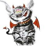 Аватар Дьявол в кошачьем обличии (© Anatol), добавлено: 02.09.2009 15:46