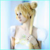 Аватар Косплей на принцессу Серенити из аниме 'Сейлор Мун'