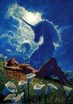 Аватар Единорог охраняет сон девушки (© Anatol), добавлено: 19.10.2009 19:20