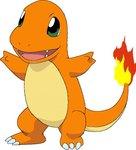 Аватар Дракоша извергает огонь из...  хвоста