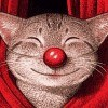 Аватар Кот-клоун (© Anatol), добавлено: 03.12.2009 18:38