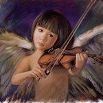 Аватар Ангелочек со скрипкой