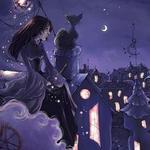 Аватар Волшебная ночь (© Anatol), добавлено: 10.12.2009 16:25