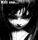 Аватар грустная кукла, Kill me