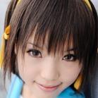 Аватар Аватар Косплей по аниме 'Меланхолия Харухи Судзумии', Харухи Судзумия (косплеер kipi)