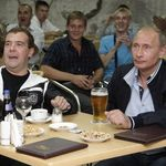 Аватар Болеют за наших (Д. Медведев и В.Путин)