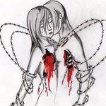 Аватар рваные сердца