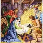 Аватар Рождество Христово (© Юки-тян), добавлено: 02.01.2010 18:34