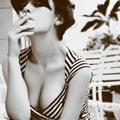 Аватар курящая ретро девушка (© Radieschen), добавлено: 04.01.2010 16:42