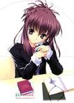 Аватар аниме в школе