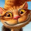Аватар Улыбка рыжего кота