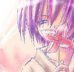Аватар Рен и цветочек (© Юки-тян), добавлено: 14.03.2010 18:52