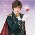 Аватар Широта Юу в роли Такседо Камена в мюзиклах по аниме Сейлор Мун (SeraMyu)