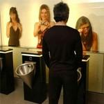 Аватар Прикольные рисунки в мужском туалете