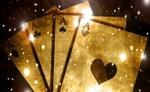 Аватар Тузы в таинственном свечении