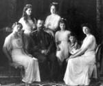 Аватар Семья Романовых (в центре Николай II)