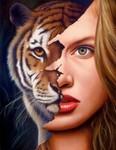 Аватар Девушка тигрица (© Sia), добавлено: 16.04.2010 19:51