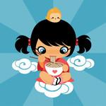 Аватар Charuca ест лапшу (© korna), добавлено: 18.04.2010 22:40