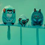 Аватар Три зверька на дереве (© ColniwKo), добавлено: 24.04.2010 20:20
