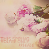 Аватар This spring you're only time