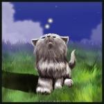 Аватар мечтающий кот (© Sia), добавлено: 06.05.2010 10:31