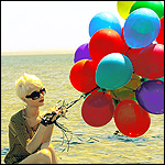 Аватар с воздушными шариками