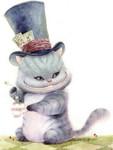 Аватар Время пить чай с Чеширским Котом