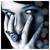 Аватар Девушка с бабочкой