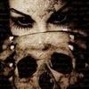 Аватар Девушка с черепом...