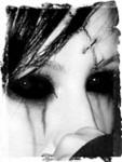 Аватар Девушка с чёрными глазами