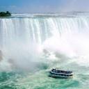 Аватар Пароход и водопад