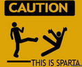 Аватар Caution .This is Sparta!