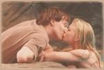 Аватар пара целуется (© Louise Leydner), добавлено: 29.09.2010 17:42