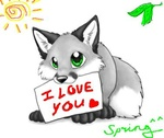 Аватар I LOVE YOU (Spring)