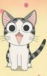 Аватар кот Чии (© Louise Leydner), добавлено: 01.10.2010 14:54