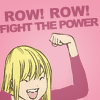Аватар pow! pow! fight the power