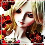 Аватар девушка и цветы (© Krista Zarubin), добавлено: 01.11.2010 14:42