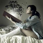 Аватар Девушка с книгой в руках (© Штушка), добавлено: 03.11.2010 01:21