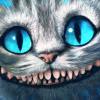 Аватар Улыбка чеширского кота из фильма «Алиса в стране чудес»