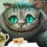 Аватар Чеширский кот (Алиса в стране Чудес)