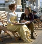 Аватар Молодые влюбленные Джек и Роза находят друг друга в первом и последнем плавании «непотопляемого» Титаника