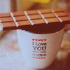 Аватар плитка шоколада на чашке-I love YOU (© Радистка Кэт), добавлено: 25.11.2010 03:01