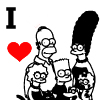 Аватар I love THE SIMPSONS
