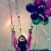 Аватар девушка с воздушными шарами (© Радистка Кэт), добавлено: 04.12.2010 16:49