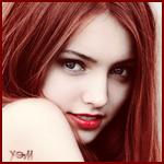 Аватар Рыжая девушка
