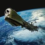 Аватар Космический корабль пират в космосе