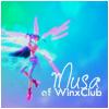 Аватар Муза, винкс клуб (Musa of WinxClub) (© Юки-тян), добавлено: 05.01.2011 11:45