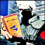 Аватар Косплей Какаши (Наруто) (© Krista Zarubin), добавлено: 08.01.2011 13:48