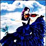 Аватар Девушка играет на скрипке