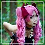 Аватар Косплей Шимизу Мегуми (Shiki)